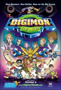 Digimon, La Película