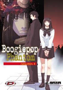 Boogiepop Phantom Vol. 4