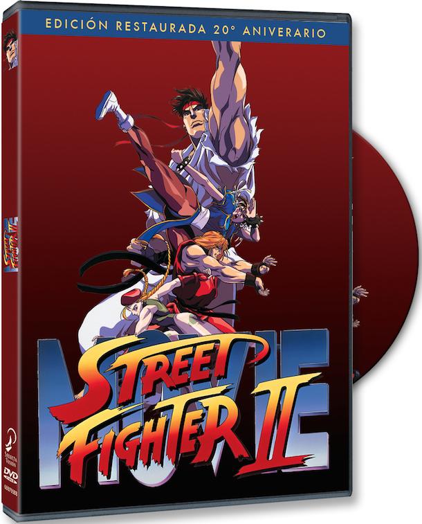 Street Fighter II Movie