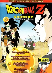 Dragon Ball Z, Salvat 01
