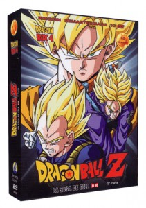 Dragon Ball Z, Box 4