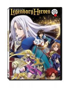 La Leyenda de los Héroes Legendarios