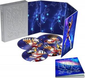 Saint Seiya (Los Caballeros del Zodiaco), Box 01 - Pegasus Box