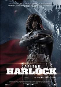 Capitán Harlock 3D: El Futuro ya es Pasado
