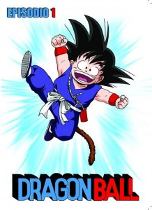 Dragon Ball, Vol. 01 Marca