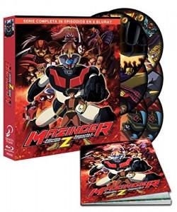 Mazinger Z, Edición Impacto - Serie Completa (Coleccionistas)