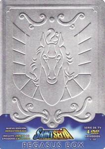 Saint Seiya (Los Caballeros del Zodiaco), Box 1, Pegasus Box DVD