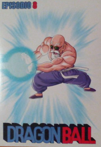 Dragon Ball, Vol. 08 Marca