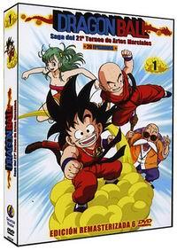 Dragon Ball, Box 01
