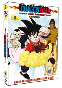 Dragon Ball, Box 03