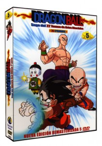 Dragon Ball, Box 05