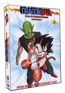 Dragon Ball, Box 06