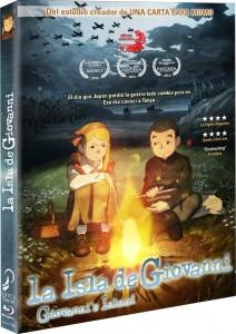 La Isla de Giovanni, Edición Coleccionista