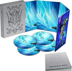 Saint Seiya (Los Caballeros del Zodiaco), Box 02 - Dragon Box BD