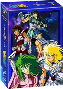 Saint Seiya (Los Caballeros del Zodiaco), Box 02 DVD