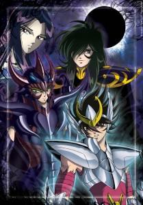 Saint Seiya (Los Caballeros del Zodiaco). Capítulo Hades Infierno