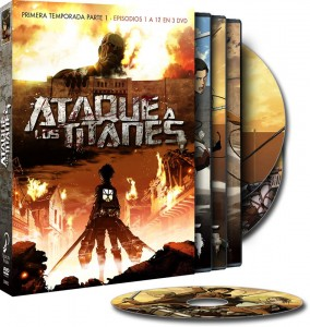 Ataque a los Titanes, Box 1