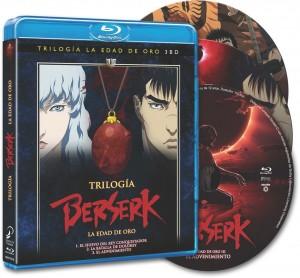 Berserk, La Edad de Oro: Trilogía