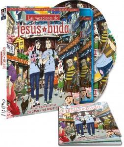 Las Vacaciones de Jesús y Buda - Saint Young Men (Ed. Coleccionistas)