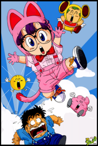 New Dr. Slump