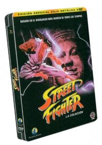 Street Fighter, La Colección