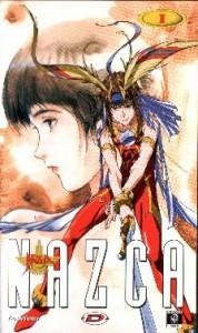 Nazca, Vol. 01 (VHS)