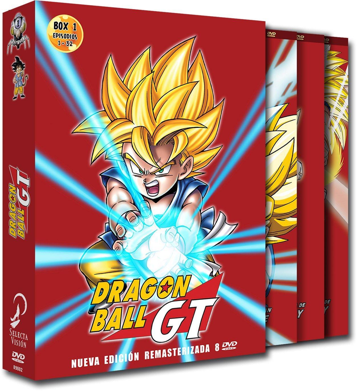Dragon Ball GT, Box 1 (Nueva Edición)
