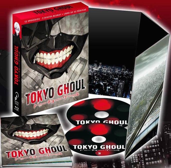 Tokyo Ghoul (Edición Coleccionistas)
