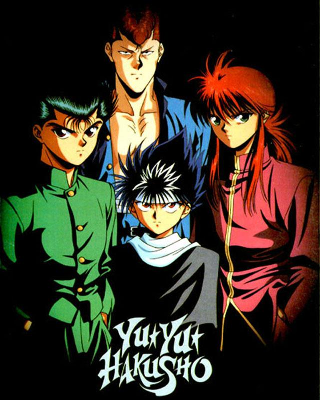 Yu Yu Hakusho: Los Guerreros del Más Allá
