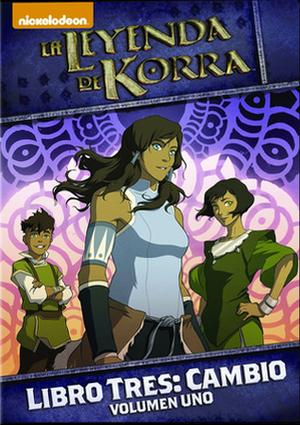 La Leyenda de Korra: Libro 3, Vol. 01