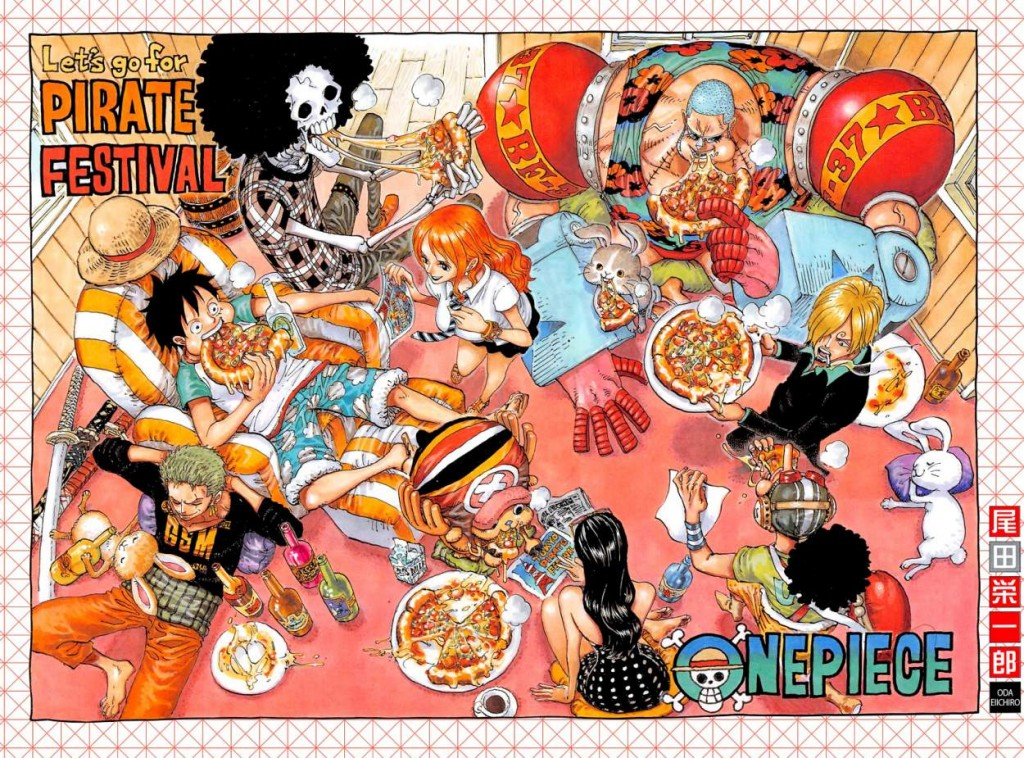 One Piece hiatus