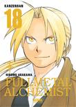 Fullmetal Alchemist Edición Kanzenban