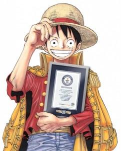 One Piece premio Eiichiro Oda