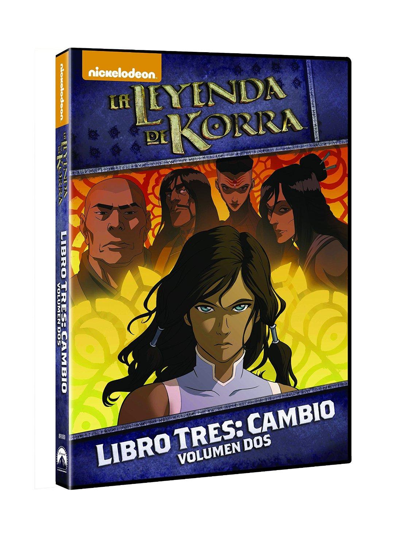 La Leyenda de Korra: Libro 3, Vol. 02