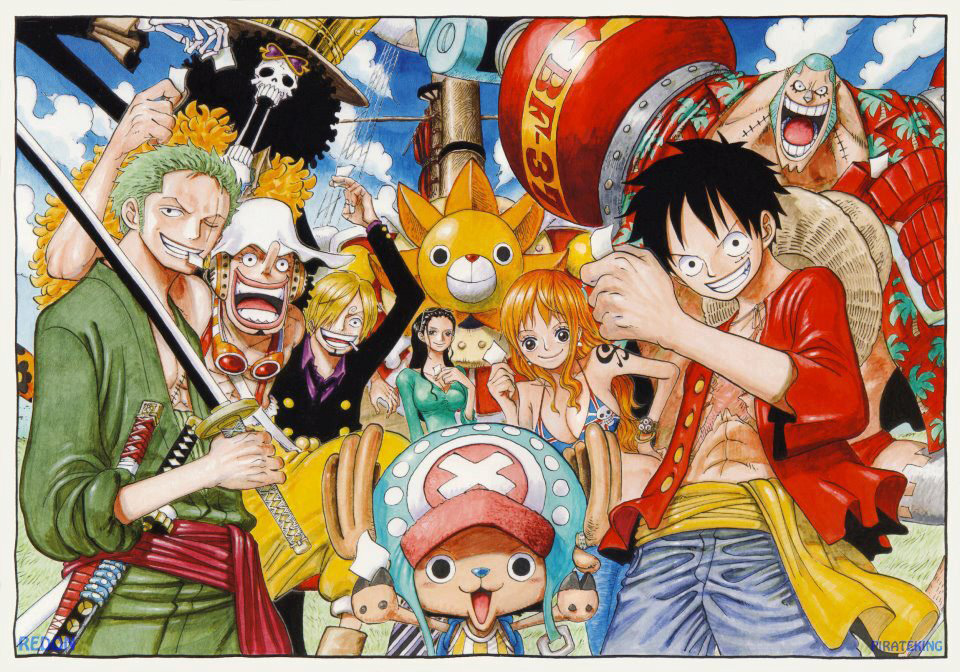 One Piece final serie