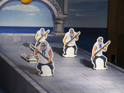 Tokyo One Piece Tower Sogeking juego