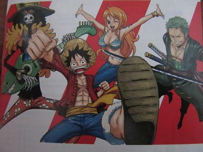 Tokyo One Piece Tower parque atracciones