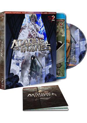 Ataque a los Titanes, Box 2 (Ed. Coleccionista)