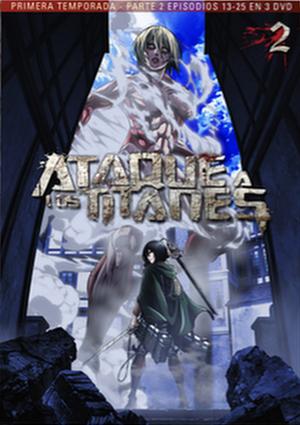 Ataque a los Titanes, Box 2