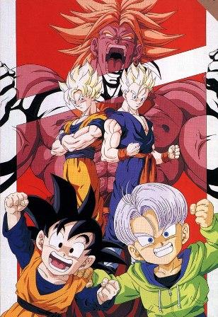 Dragon Ball Z: ¡El Dúo Peligroso! Los Super Guerreros Nunca Duermen