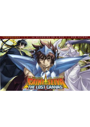 Saint Seiya: The Lost Canvas, Temporadas 1 y 2