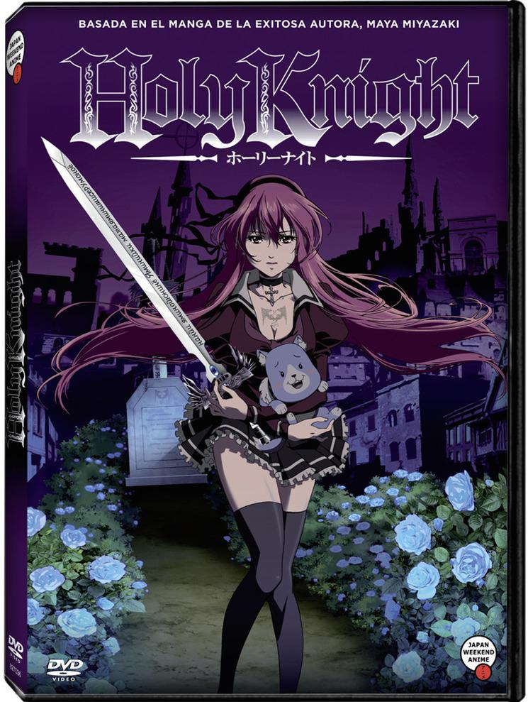 Holy Knight DVD Nueva Edición