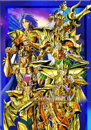 Saint Seiya (Los Caballeros del Zodiaco), Box 06