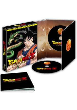 Dragon Ball Z Battle Of Gods extendida BD