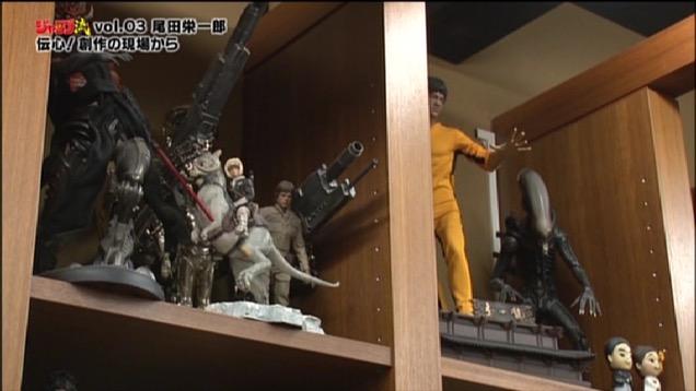 Eiichiro Oda fan del cine