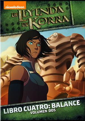 La Leyenda de Korra: Libro 4, Vol. 02