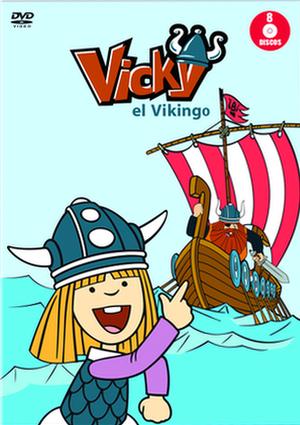 Vicky el Vikingo DVD Fox