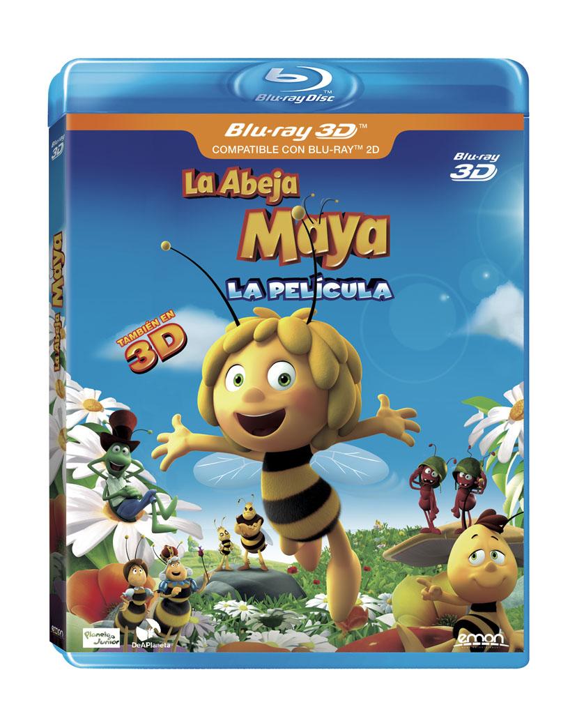 La Abeja Maya 3D La Película Bluray 3D Nueva ED