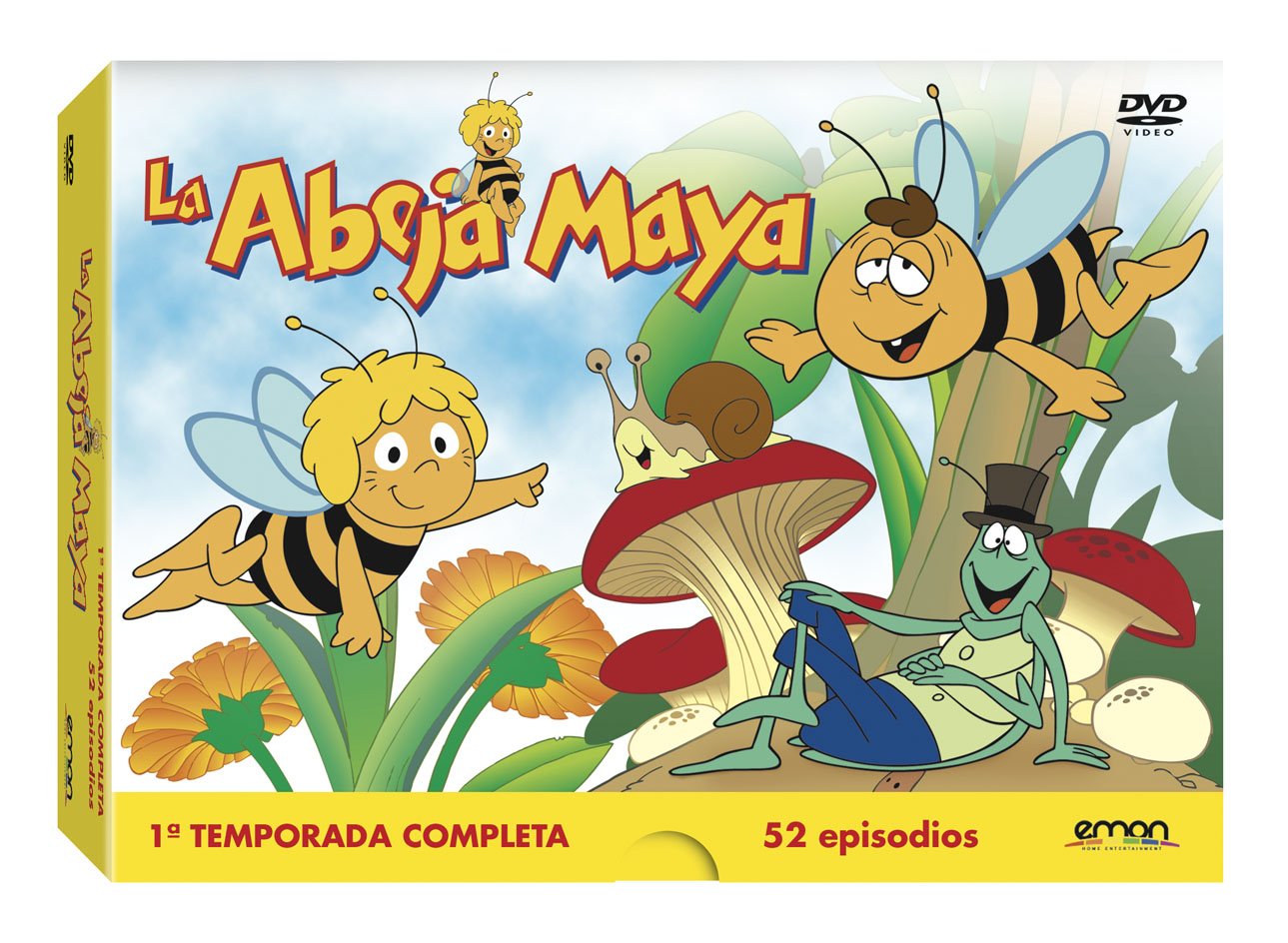 La Abeja Maya Temporada 1 Digistack DVD