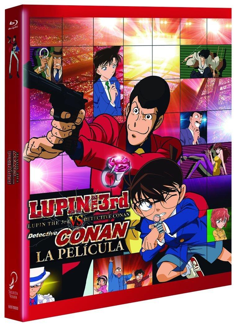 Lupin VS Detective Conan BD